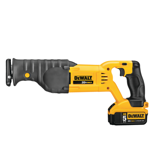 DeWalt DCS380P1 Cordless Reciprocating Saw Image 2