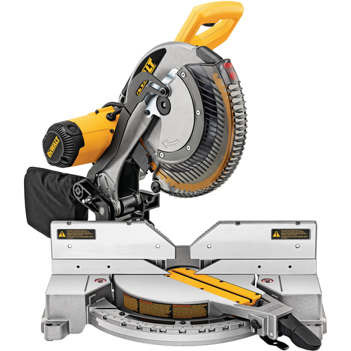 "DeWalt DW716 12"" Dual-Bevel Compound Miter Saw Image 1"