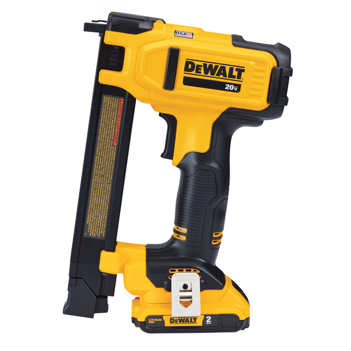 DeWalt DCN701D1 Cordless Cable Stapler Kit Image 1