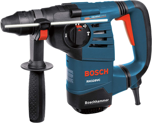 "Bosch RH328VC 1-1/8"" SDS-Plus Rotary Hammer - Image 1"