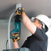 "Makita HR2641 1"" SDS-Plus Rotary Hammer Kit Image 3"