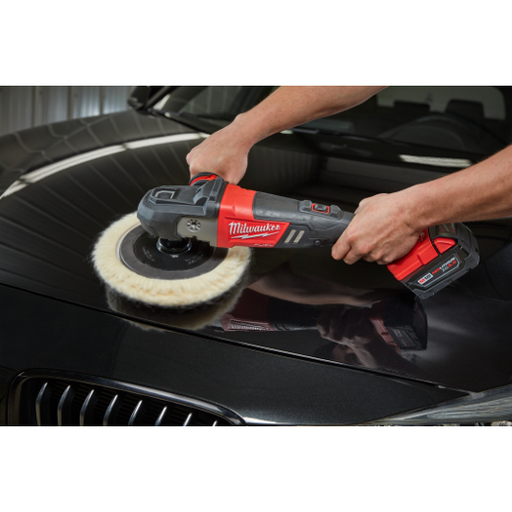 Milwaukee 2738-20 M18 Fuel Cordless Polisher (Tool Only) Image 2
