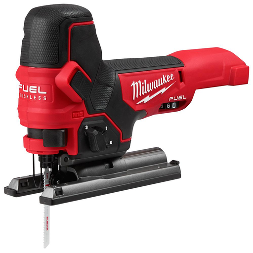 Milwaukee 2737B-20 M18 FUEL Barrel Grip Jig Saw Image 1