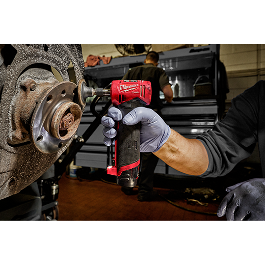 "Milwaukee 2485-20 M12 FUEL 1/4"" Right Angle Die Grinder (Tool Only) Image 3"