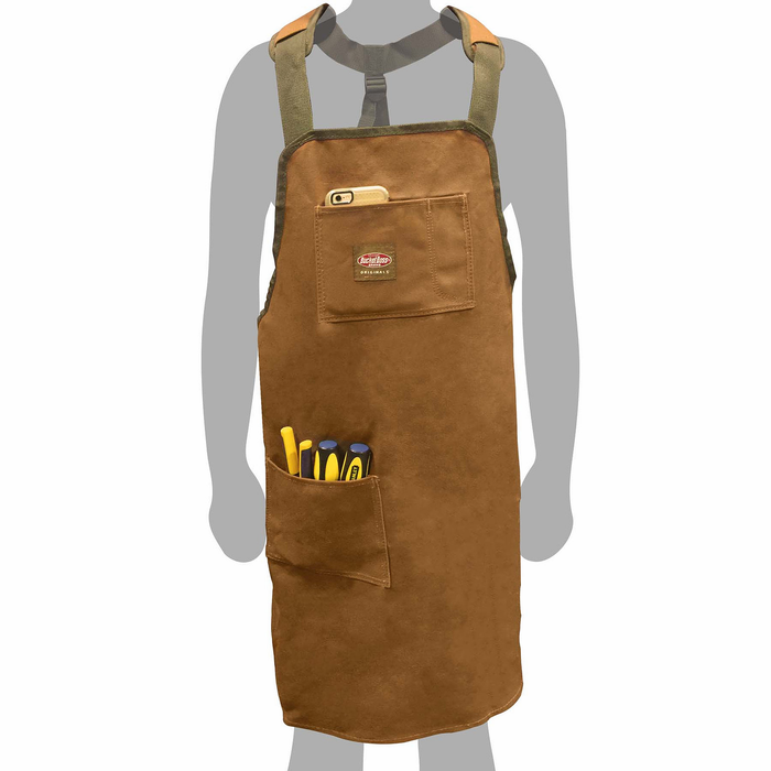 Bucket Boss 80300 Canvas SuperShop Apron - Image 2