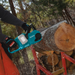 "Makita XCU04Z 18V X2 (36V) LXT Lithium‑Ion Brushless Cordless 16"" Chain Saw Image 2"