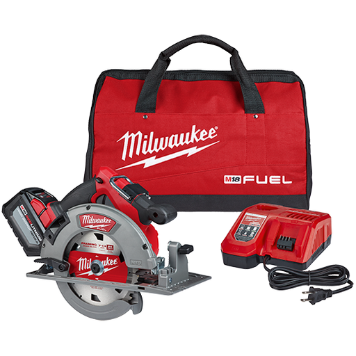 Milwaukee 2732-21HD M18 Fuel Circular Saw Kit Image 1