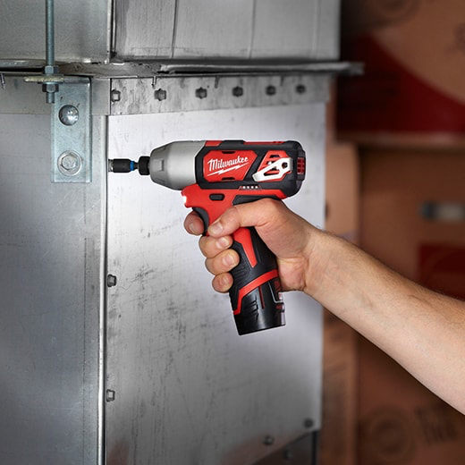 Milwaukee 2462-20 Impact Driver (Tool Only) Image 4