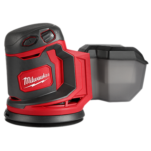 "Milwaukee 2648-20 M18 5"" Random Orbit Sander (Tool Only) Image 2"