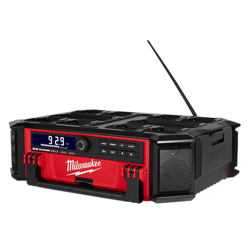 Milwaukee 2950-20 PackOut Radio & Charger Image 2