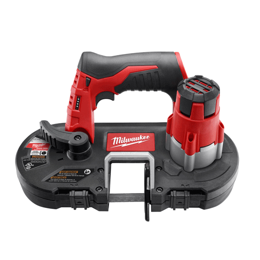 Milwaukee 2429-20 12V Band Saw (Tool Only) Image 1