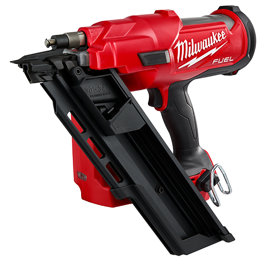 Milwaukee 2745-20 M18 Fuel 30 Degree Framing Nailer Image 2
