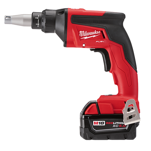 Milwaukee 2866-22 M18 Fuel Drywall Screw Gun Kit Image 2