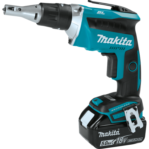 Makita XSF03T 18V LXT Brushless Cordless Drywall Screwdriver Kit Image 2