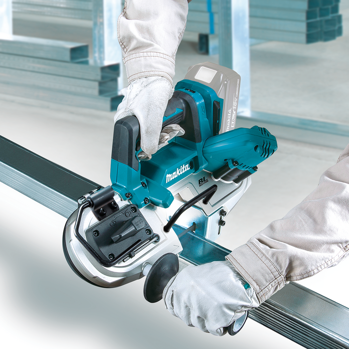 Makita XBP04Z LXT 18 Volt Compact Brushless Band Saw Image 3