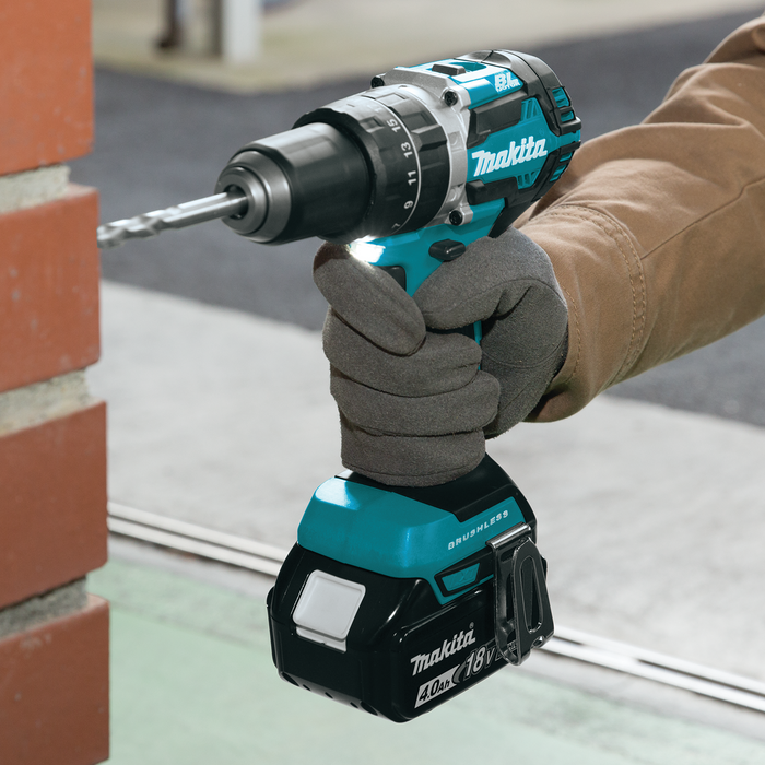Makita XT333X1 18V LXT Lithium‑Ion Brushless Cordless 3-Tool Combo Kit Image 6