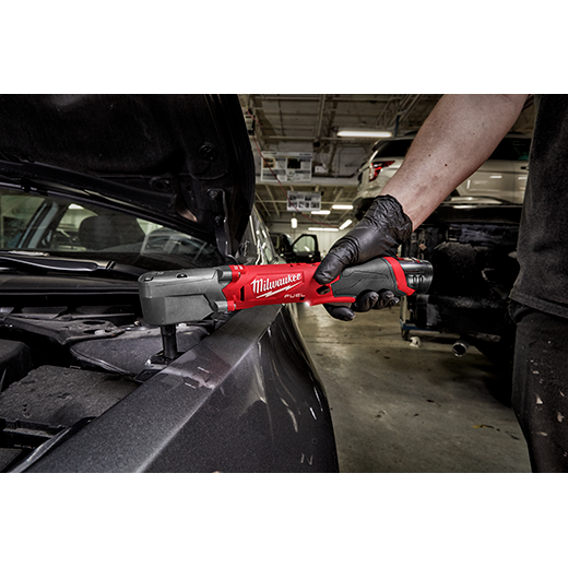 "Milwaukee 2564-20 M12 FUEL 3/8"" Right Angle Impact Wrench w/ Friction Ring (Tool Only) Image 3"