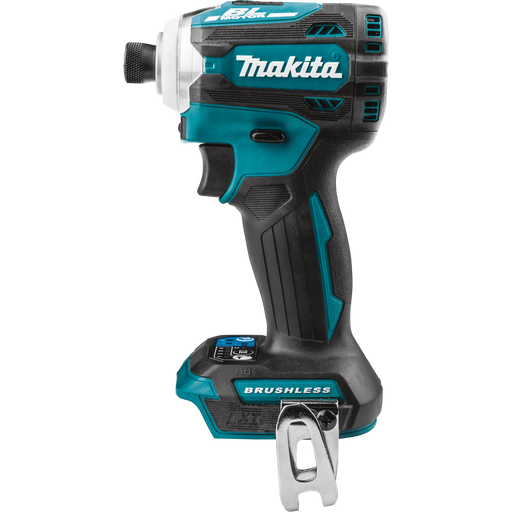 Makita XDT16Z 18V LXT Lithium‑Ion Brushless Cordless  Impact Driver Image 2