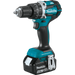 Makita XT333X1 18V LXT Lithium‑Ion Brushless Cordless 3-Tool Combo Kit Image 4