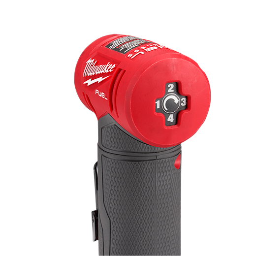 "Milwaukee 2485-20 M12 FUEL 1/4"" Right Angle Die Grinder (Tool Only) Image 2"