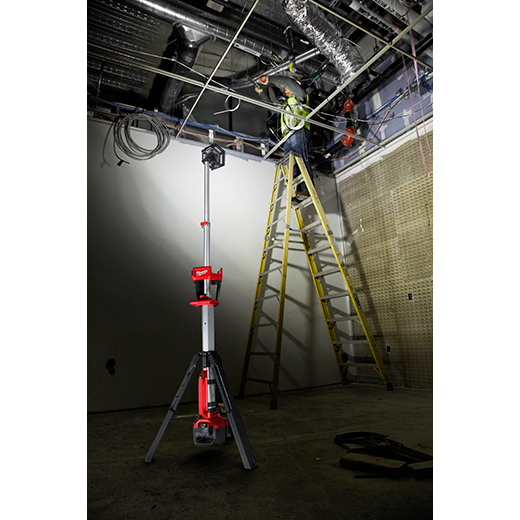 Milwaukee 2131-20 M18 TrueView LED Stand Light Image 4