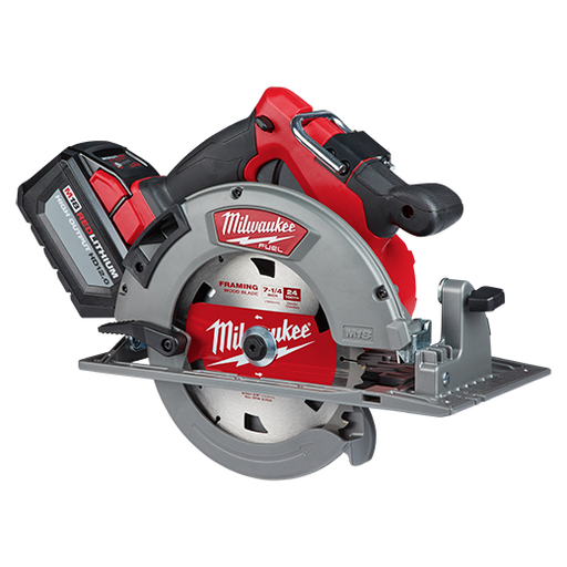 Milwaukee 2732-21HD M18 Fuel Circular Saw Kit Image 2