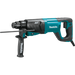 "Makita HR2641 1"" SDS-Plus Rotary Hammer Kit Image 2"