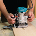 Makita RT0701CX7 Compact Router Kit Image 4