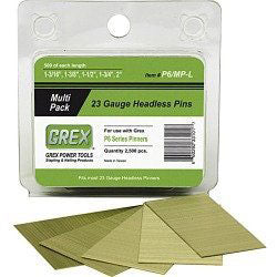 Grex P6/MP-L Galvanized Headless Pins
