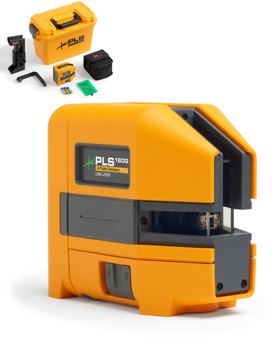 Pacific Laser Systems PLS 180G Laser Level