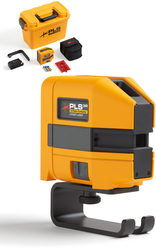 Pacific Laser Systems PLS 3R Laser Level Kit