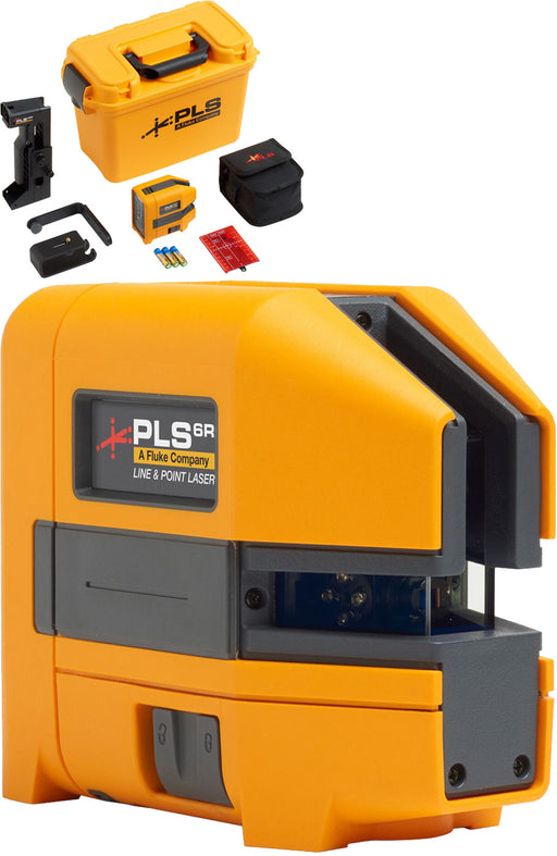 Pacific Laser Systems PLS 6R Laser Level
