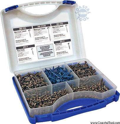 Kreg SK03 Pocket Hole Screw Kit