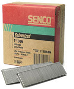 "Senco 1/4"" Crown, 18 Gauge Finish Staple Bulk Packs"