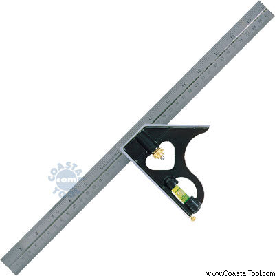 "Swanson TC134 16"" Combination Square"