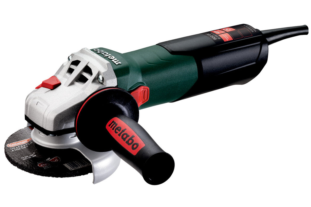 "Metabo W9-115 Quick 4-1/2"" Angle Grinder"