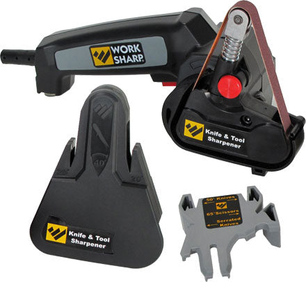 Work Sharp WSKTS Knife and Tool Sharpener