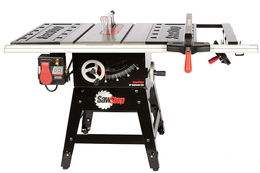SawStop CNS175 Contractor Saw w/Safety Brake