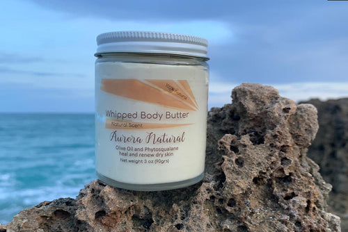 Aurora Natural Body Butter $19.90