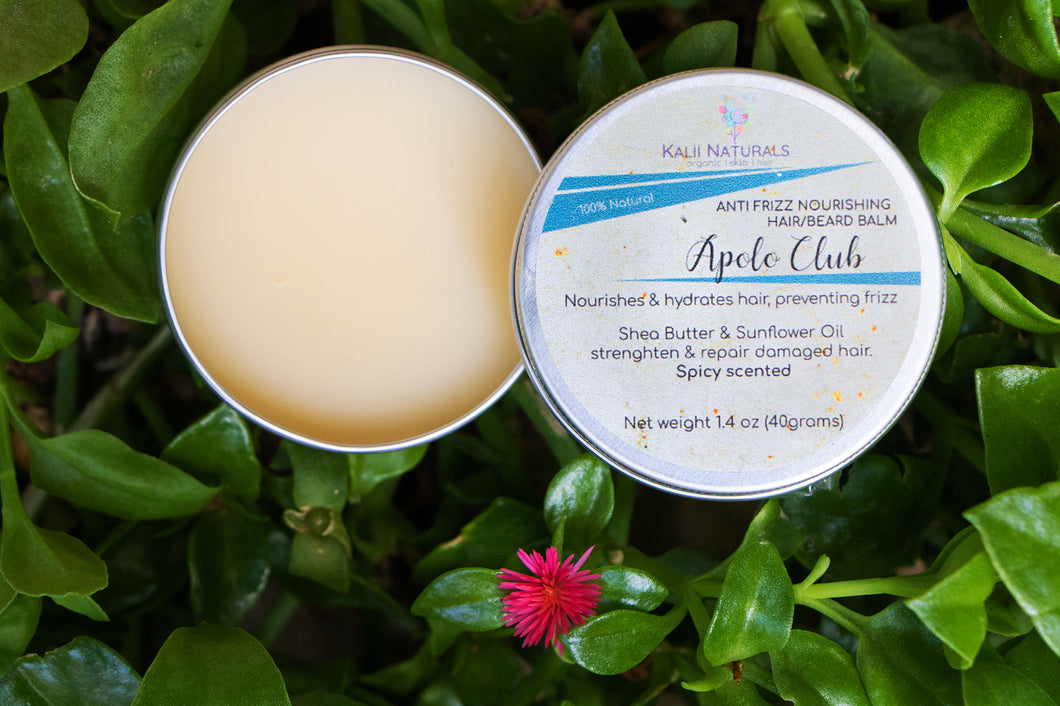 Apolo Club Anti Frizz Hair/Beard Balm $11.95