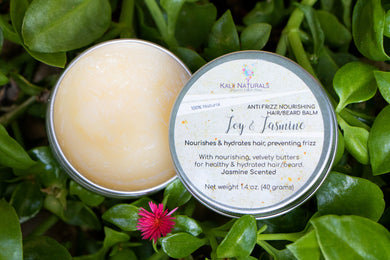 Joy & Jasmine  Anti Frizz Hair/Beard Balm $11.95