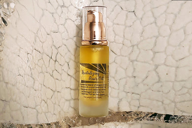 Revitalizing Hair Oil $19.80