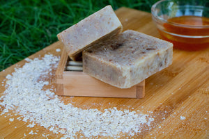 natural skin care products, skin care products, 100% natural, kalii naturals, honey, oats, body soap, natural body soap, body soap