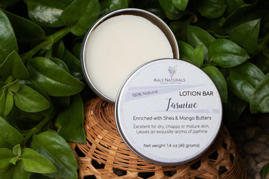 Jasmine Lotion Bar $8.75
