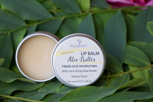 Aloe Butter Lip Balm $3.95