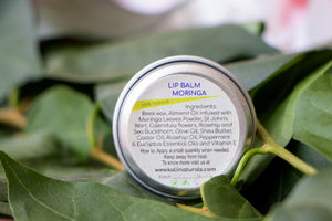 Moringa Herbal Lip Balm $3.95