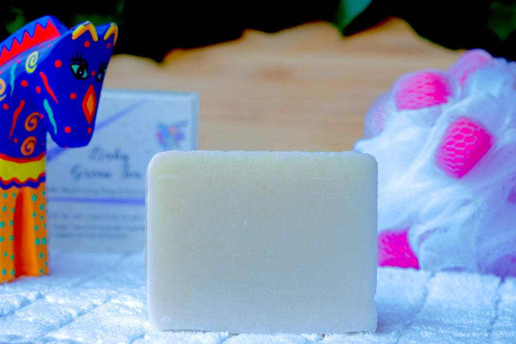 Baby Green Tea Soap & Shampoo Bar $8.95