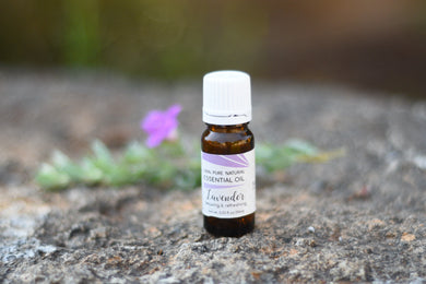 Lavender Essential Oil (Lavandula officinale) $12.50