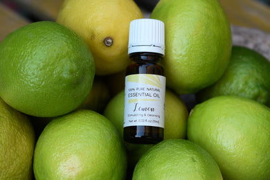Lemon Essential Oil (Citrus limonum)