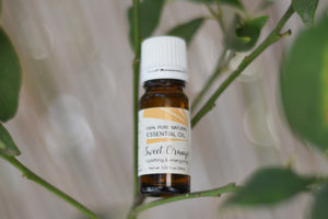 Sweet Orange Essential Oil (Citrus sinensis) $10.50